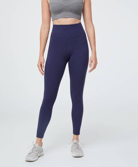 Double waist compression leggings
