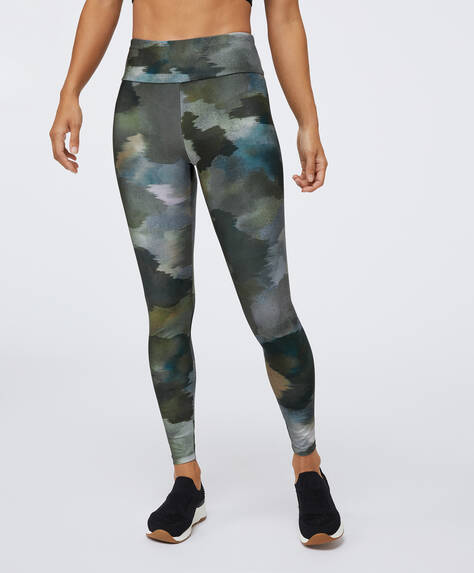 Leggings estampado camuflaje