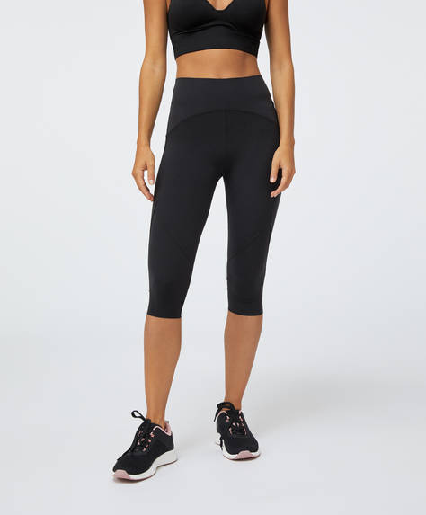 Capri compression leggings