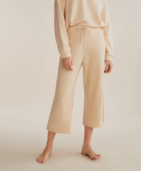 Culotte aus Baumwolle