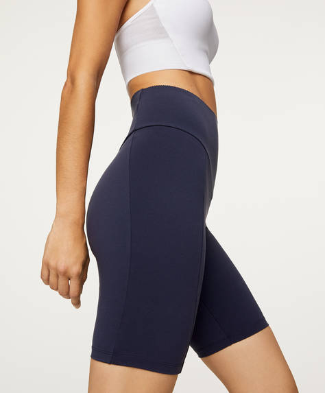 Shapewear cycling shorts