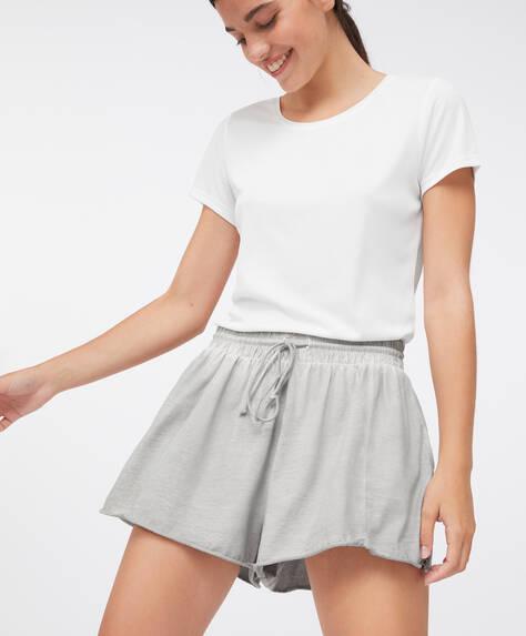 Shorts algodón