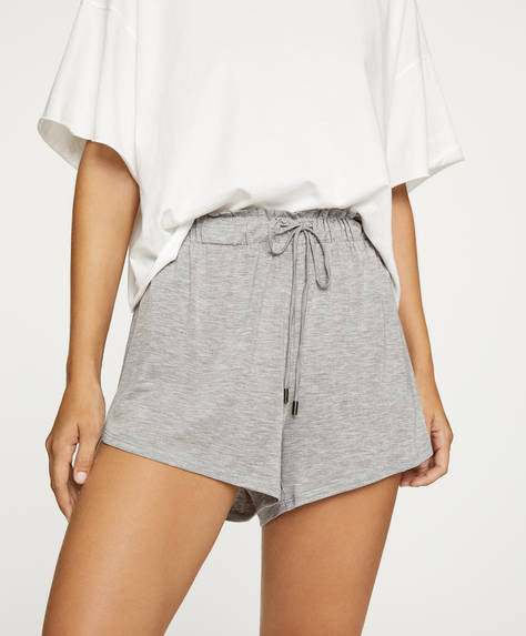 Shorts aus Tencel®