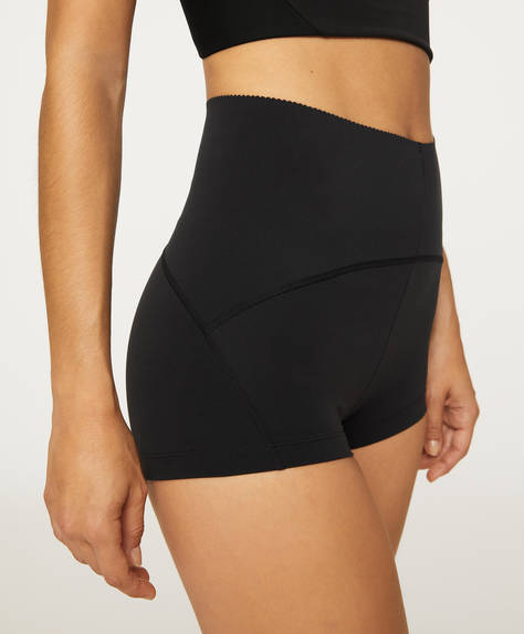 Compression hot pants