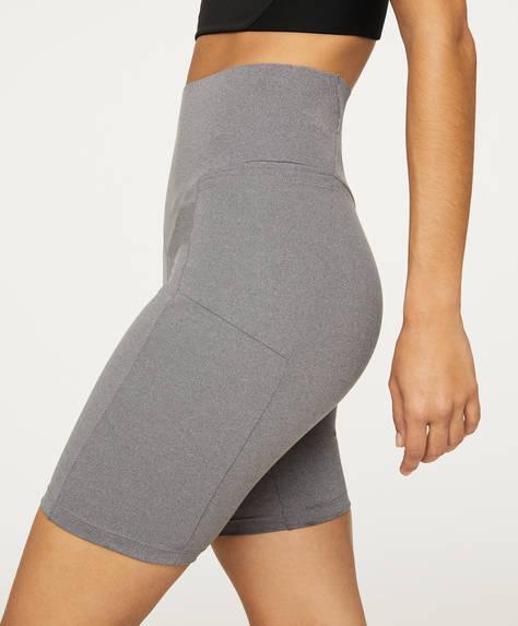 Shapewear cycling shorts