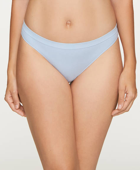 3 seamless Brazilian briefs