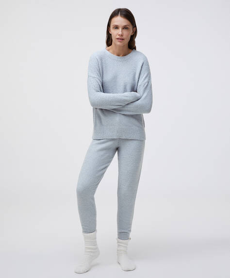 Extra-soft fleece trousers