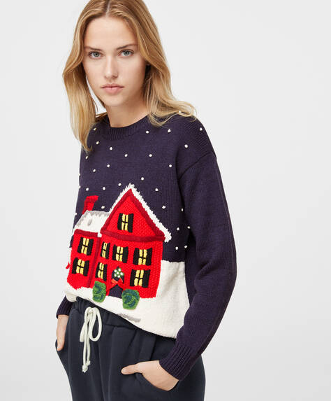Christmas house jumper