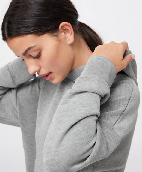 Soft touch sweatshirt
