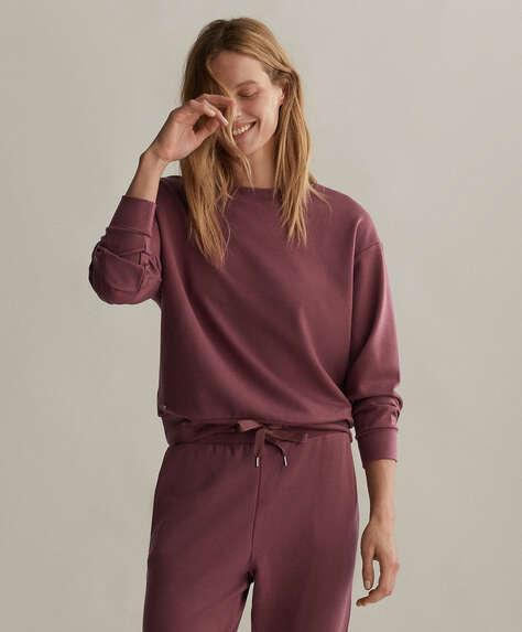 Sweatshirt aus TENCEL®