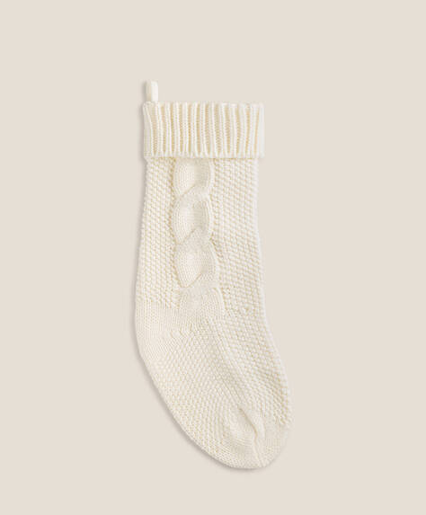 Decorative Christmas stocking