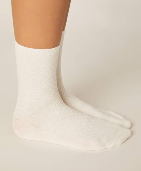5 pares calcetines grises
