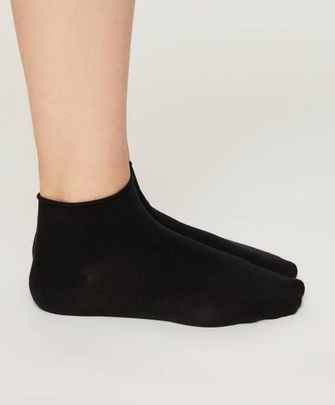 1 par de calcetines algodón orgánico