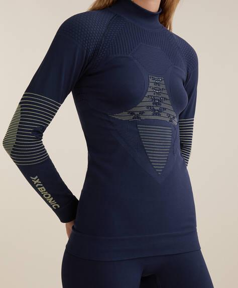 T-shirt técnica sem costuras X-BIONIC® SKI