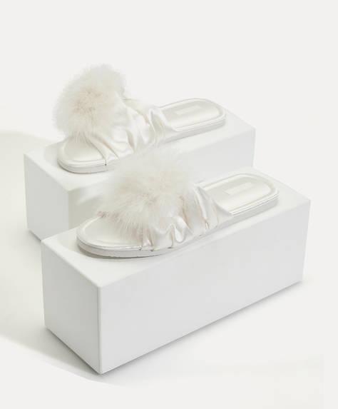 Sandales de mariée