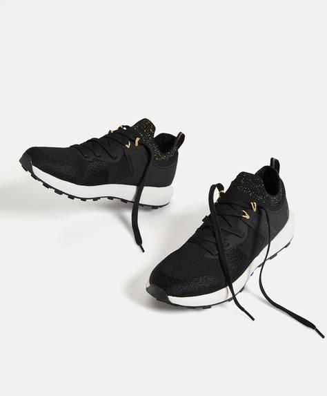 Trail-run trainers