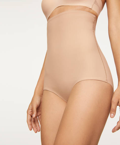 High waist shapewear knickers