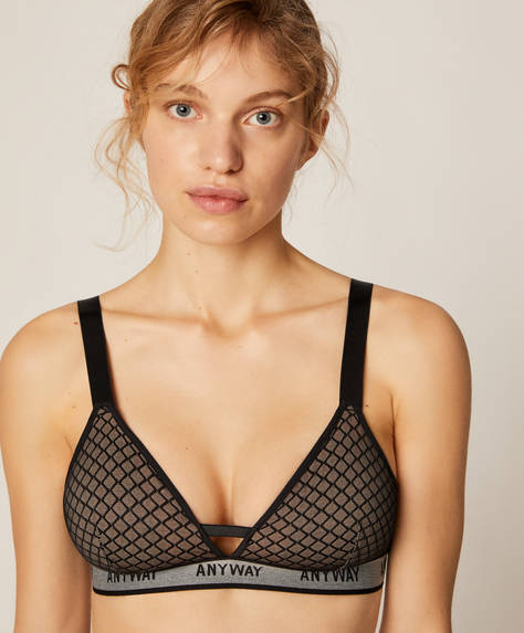 Anyway triangle bra