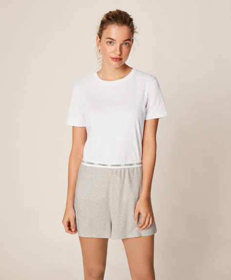 Pantaloni scurți cu logo