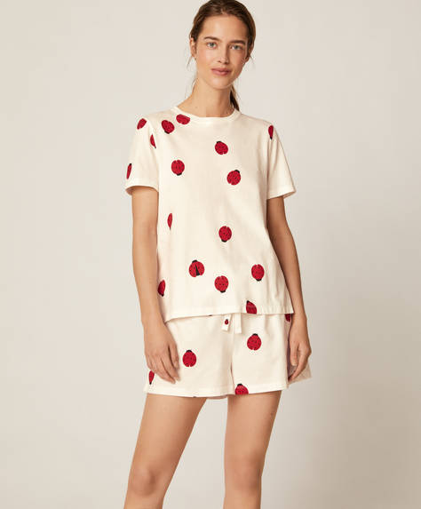 Ladybird shorts