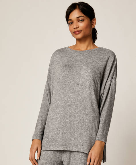 Soft touch jumper