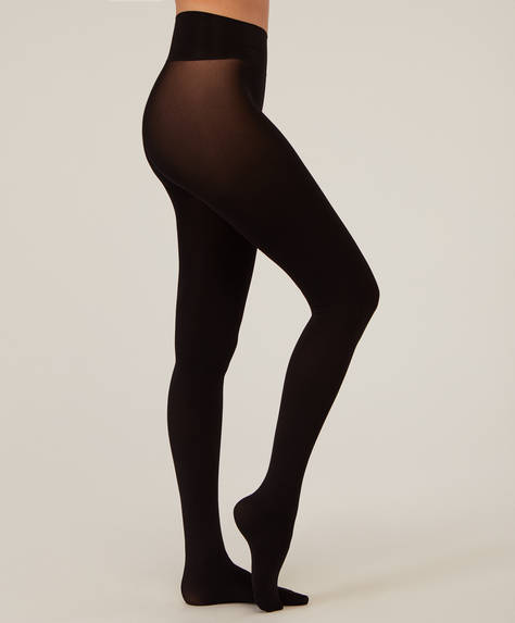 Seamless 90 den. tights