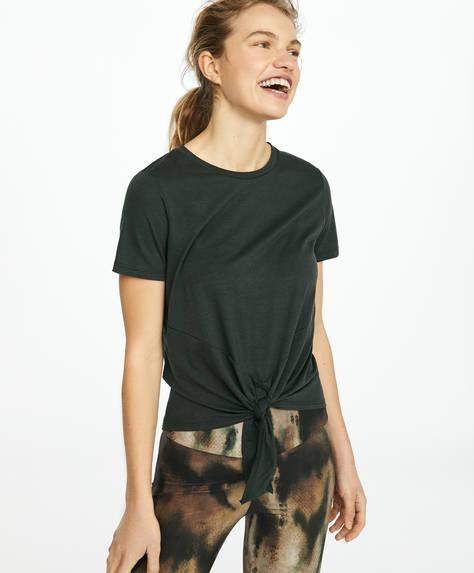 Tencel® knot T-shirt