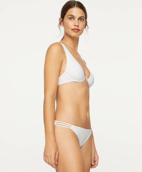 Classic strap bikini briefs