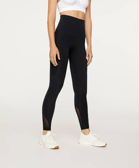 Leggings compressivi effetto push up