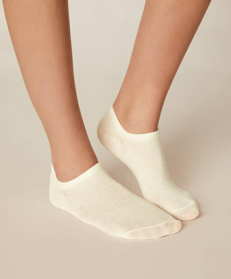 5 Basic-Sneakersocken