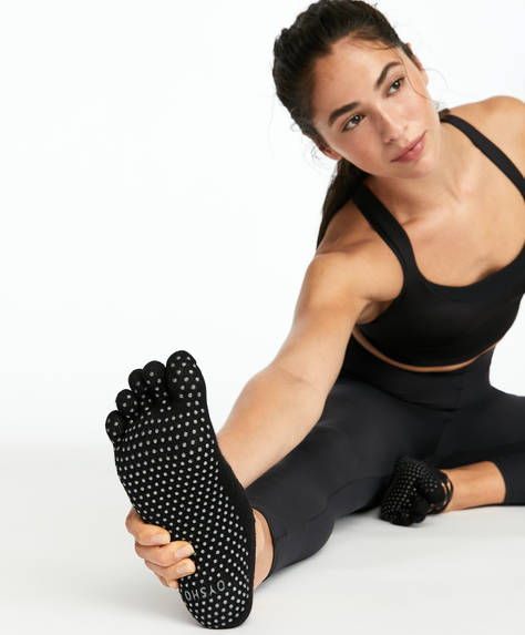 Yoga Pilates toe socks