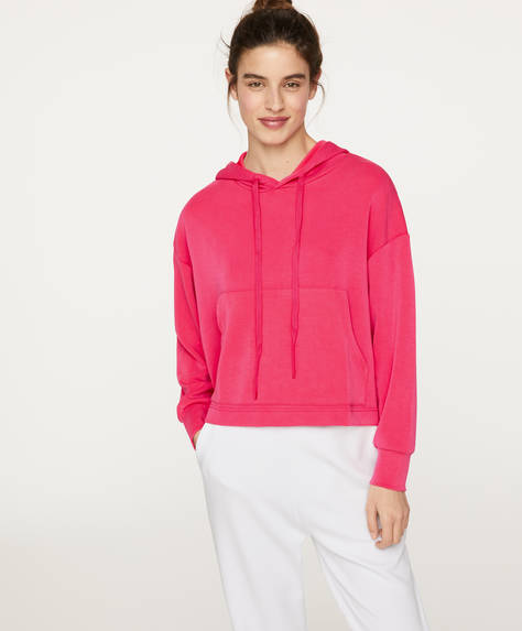 Soft touch sweatshirt