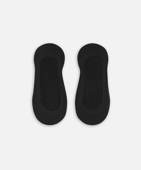 2 pares de footies premium