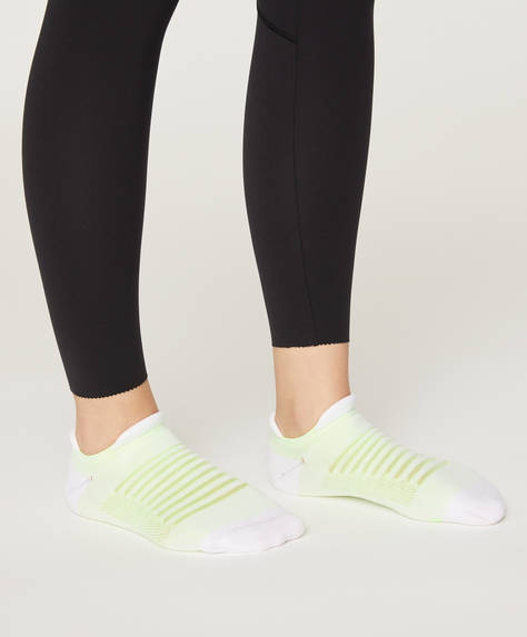 3 pairs of neon technical socks