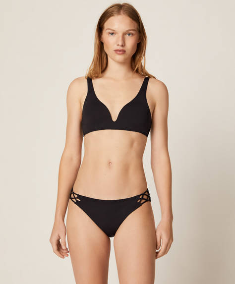 Braguita bikini hipster nudos