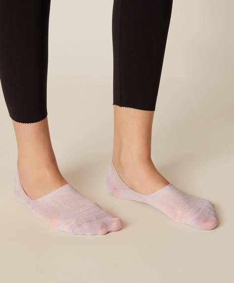 3 pairs of sports footsies