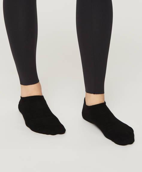 Pack de 5 meias pelo tornozelo em algodão