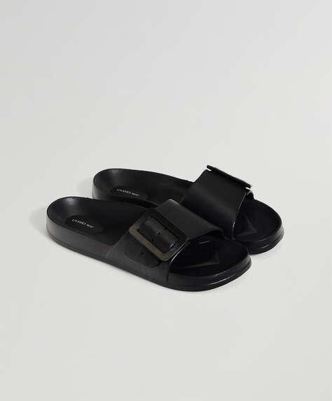Sandali da spiaggia fibbia