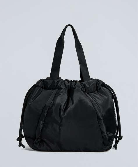 Büzgülü spor çantası