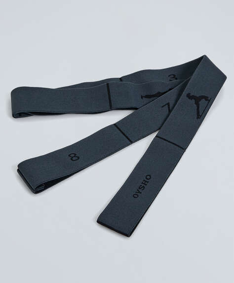 Navy blue resistance band