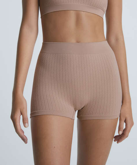 Shorts seamless espiga
