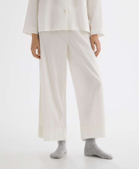 100% cotton trousers