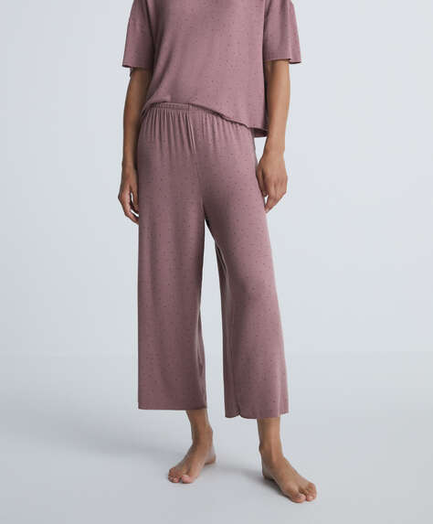 Soft touch star trousers