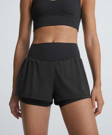 Compressive shorts