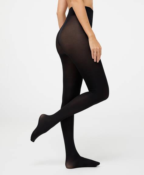 Plain 60 denier tights