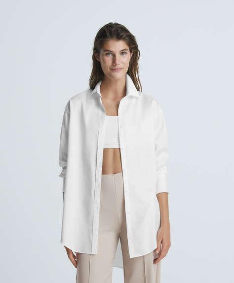 100% cotton easy iron shirt