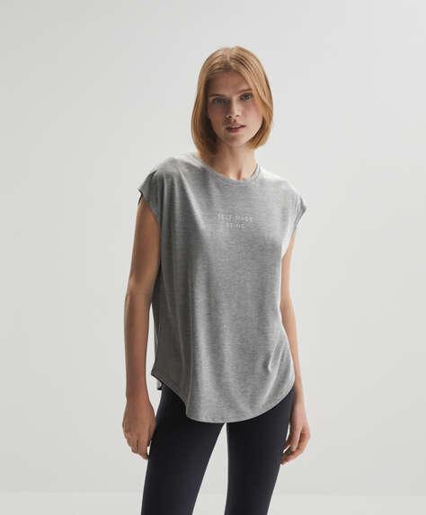 Text modal T-shirt