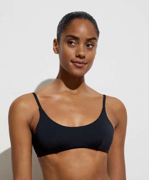 Polyamide bikini top