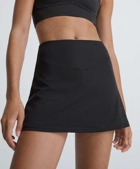 Compressive skirt