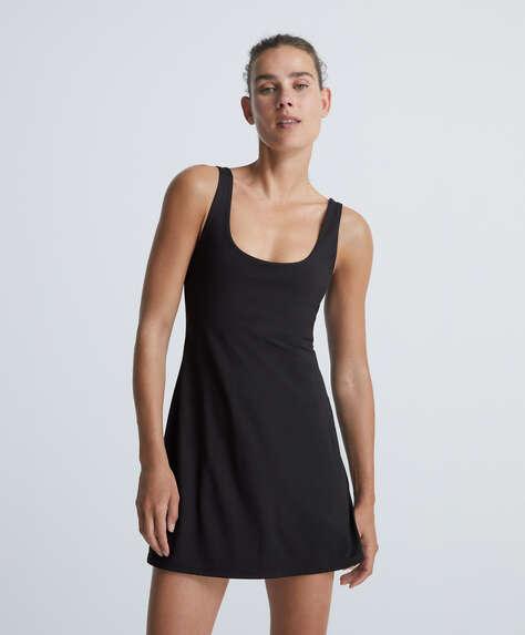 Compressive dress